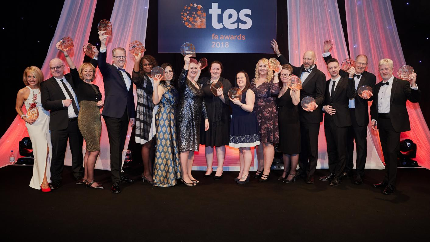 Tes FE Awards 2019: Shortlist unveiled AoC Beacon Awards 2019 finalists announced
